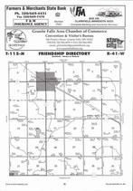 Map Image 015, Yellow Medicine County 2006